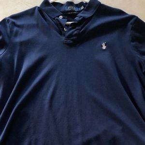 Ralph Lauren soft touch large polo